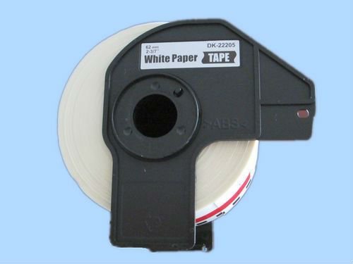 Plastic ribbon roll Compatible for Brother DK-22205